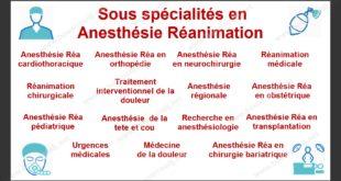 Perspectives de carrières et de sous spécialisation en anesthésie réanimation